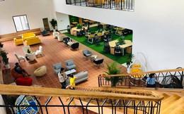 Hình ảnh bên trong toà nhà trụ sở mới của Thế Giới Di Động