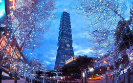 8 điểm du lịch đẹp quên lối về ở Đài Loan
