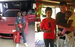 'Rich kid' đẳng cấp Dubai: Sở hữu BST giày trị giá 1 triệu USD, sinh nhật được tặng siêu xe Ferrari, gặp gỡ các sao hạng A thế giới như cơm bữa
