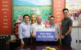 Pharmacity trao quỹ từ thiện cho hội bảo trợ bệnh nhân nghèo TP. Hồ Chí Minh