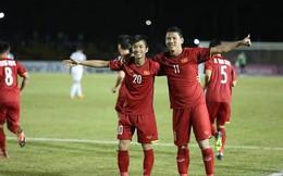 """Vé chợ đen tăng """"chóng mặt"""" sau khi Việt Nam thắng Philippines trên sân khách"""
