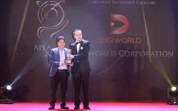 Digiworld nhận giải thưởng doanh nghiệp kinh doanh xuất sắc châu Á năm 2018