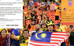 Cháy vé chung kết Malaysia vs Việt Nam, người hâm mộ nổi giận