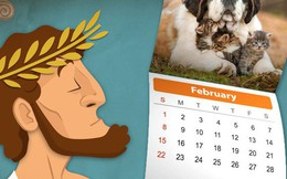 Hỏi dễ nhưng đố bạn biết: Vì sao tháng Hai lại chỉ có 28 ngày?