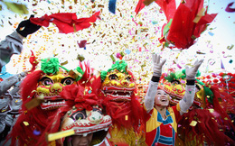 Lễ Tạ Ơn, Giáng Sinh... chẳng là gì, Tết Nguyên Đán mới chính là lễ hội lớn nhất thế giới!