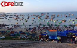Chợ cá làng chài Mũi Né tấp nập buổi sáng sớm