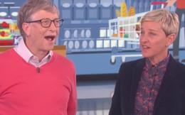 Bill Gates luống cuống vì liên tục mua hớ gấp 3-4 lần giá sản phẩm khi chơi thử Hãy Chọn Giá Đúng