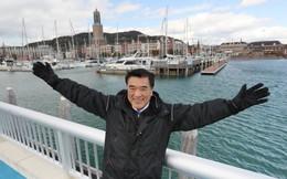 'Lông bông' du lịch khắp mọi nơi trong lúc bạn bè đi học, đi làm, người đàn ông này sau đó trở thành ông chủ hãng du lịch lớn bậc nhất Nhật Bản