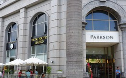 Parkson đóng cửa trung tâm thương mại thứ 4 tại Việt Nam
