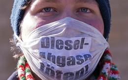 Tòa án Đức thông qua lệnh cấm xe chạy diesel trong nội đô