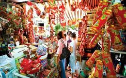 CPI tháng 2 tăng mạnh do nhu cầu mua sắm Tết