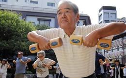 Bí quyết sống thọ và hạnh phúc của người Nhật