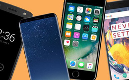 6 chiếc smartphone được trông đợi nhất nửa đầu năm 2018
