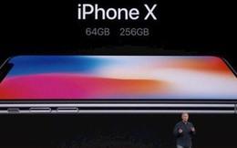 Mỗi giây Apple bán được 10 iPhone, chủ yếu là iPhone X