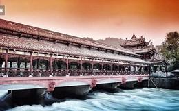 Hệ thống thủy lợi 2.200 tuổi vẫn còn sử dụng đến ngày hôm nay ở TrungQuốc