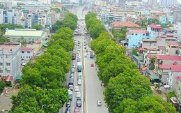 Những tuyến đường của Hà Nội được mong đợi trong năm 2018