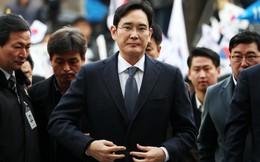 Thái tử thừa kế tập đoàn Samsung được trả tự do
