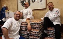 Lỗi Google Dịch khiến đội Olympic Mùa đông của Na Uy đặt nhầm 15.000 quả trứng