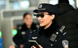 Ở Trung Quốc, cảnh sát đã có kính thông minh để theo dõi và nhận diện tội phạm