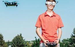 19 tuổi, gọi được vốn 2,8 triệu USD nhờ chế tạo ra drone bay nhanh nhất thế giới