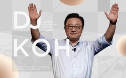DJ Koh - vượt qua thảm họa Note7 để trở thành trái tim tương lai của Samsung
