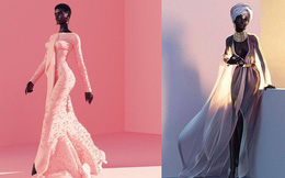 Cô người mẫu da màu với 40.000 người theo dõi khiến Internet ngỡ ngàng với danh tính thực sự