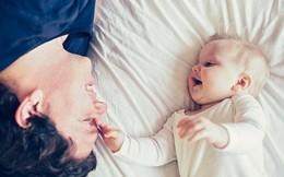 Khoa học chứng minh: Trẻ sơ sinh càng giống bố thì lớn lên càng khỏe mạnh