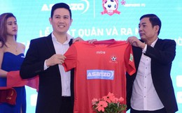 Ông chủ hãng điện tử 'made in Vietnam' trở thành 'ông bầu' CLB Bóng đá Hải Phòng