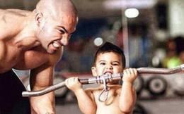 """Khoa học mới chứng minh: Con mà giống cha là nhà có """"phúc"""" rất lớn"""