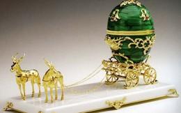 Cuộc tìm kiếm quả trứng Faberge bí ẩn trị giá 30 triệu bảng Anh: Hàng trăm năm, vẫn không ai biết chính xác nó ở đâu
