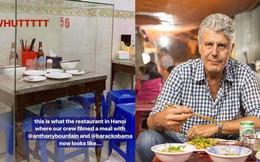 """Đầu bếp thưởng thức bún chả cùng ông Barack Obama lên tiếng về bức ảnh ở quán Hương Liên: """"Tôi không chắc mình cảm thấy thế nào nữa"""""""