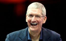 Giá trị thị trường Apple vừa cán mốc cao chưa từng có trong lịch sử