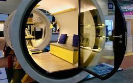 Giá nhà quá đắt đỏ, các kiến trúc sư Hồng Kông nghĩ ra cách xây dựng căn hộ mini bằng ống nước bê tông