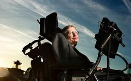 Stephen Hawking: Khi hố đen vũ trụ được giải mã trên xe lăn