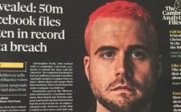 Gặp mặt người đã vạch trần vụ rò rỉ dữ liệu của 50 triệu người dùng Facebook