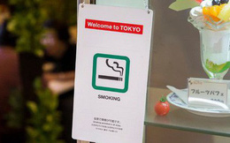 """Khó tìm được nơi nào """"nuông chiều"""" người hút thuốc lá như Nhật Bản"""