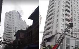 Hà Nội: Cháy ở chung cư CT5 Văn Khê, người dân bất bình vì thiết bị báo cháy không hoạt động