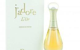 Nước hoa nổi tiếng của Dior bị thu hồi