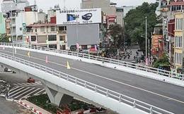Hà Nội xây thêm cầu vượt tại nút giao đường Hoàng Quốc Việt - Nguyễn Văn Huyên