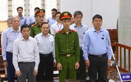 Hôm nay tuyên án ông Đinh La Thăng và 6 đồng phạm