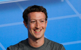 Mark Zuckerberg đã bán 500 triệu USD cổ phiếu Facebook để tài trợ từ thiện