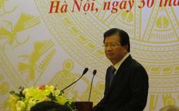 Phó Thủ tướng Trịnh Đình Dũng: Phải nắm thật chắc tất cả các diễn biến vì mô hình tăng trưởng quý sau cao hơn quý trước không còn