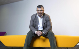 Vì sao Tony Fernandes bỏ công việc trong ngành âm nhạc để khởi nghiệp với Air Asia?