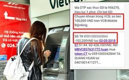 """Nhiều chủ tài khoản Vietcombank phản ứng sau biểu phí mới: Sẽ mở thêm vài tài khoản ngân hàng khác để không bị """"phụ thuộc""""!"""
