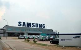 Samsung đạt 1,5 triệu tỷ đồng doanh thu tại Việt Nam