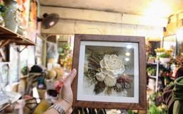 Kiếm tiền từ quà lưu niệm handmade dịp 8/3, xinh xẻo như vậy ai biết rằng chúng được làm từ hạt dưa, vỏ dừa, lá sen...