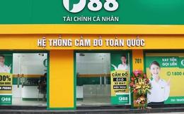 Chuỗi cầm đồ F88 đã mở 40 cửa hàng với dư nợ 80 tỷ đồng, chuẩn bị tiến quân vào Tp.Hồ Chí Minh