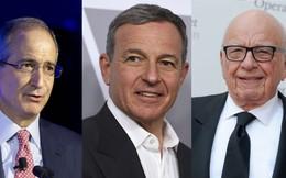 Thế giới giải trí trong tương lai sẽ nằm trong tay của 3 người đàn ông này