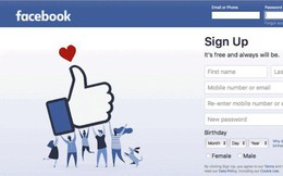 Facebook bỗng nhiên xảy ra hàng loạt lỗi ở Việt Nam