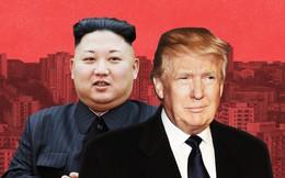 Tổng thống Trump đồng ý hội đàm trực tiếp với ông Kim Jong Un vào tháng 5